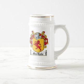 Escudo de la familia de MacHale Taza De Café