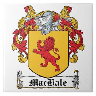 Escudo de la familia de MacHale Tejas