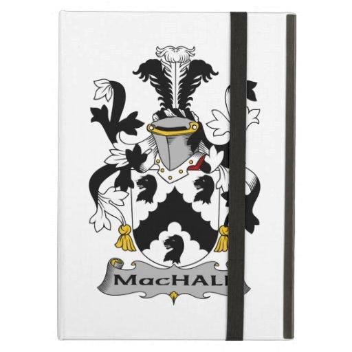 Escudo de la familia de MacHall