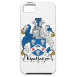 Escudo de la familia de MacHatton iPhone 5 Fundas