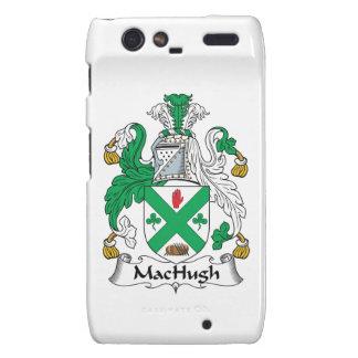 Escudo de la familia de MacHugh Droid RAZR Carcasa