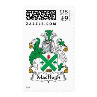 Escudo de la familia de MacHugh Envio