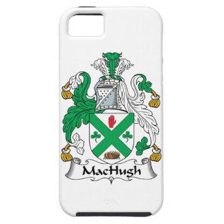 Escudo de la familia de MacHugh iPhone 5 Carcasa