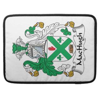 Escudo de la familia de MacHugh Funda Para Macbook Pro