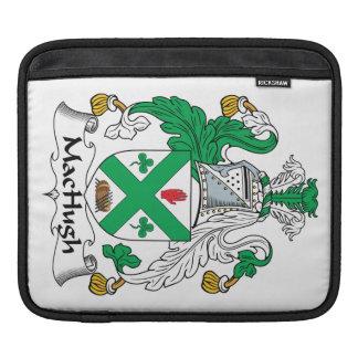 Escudo de la familia de MacHugh Mangas De iPad