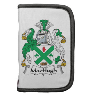 Escudo de la familia de MacHugh Organizador