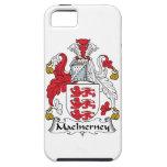 Escudo de la familia de MacInerney iPhone 5 Case-Mate Protectores