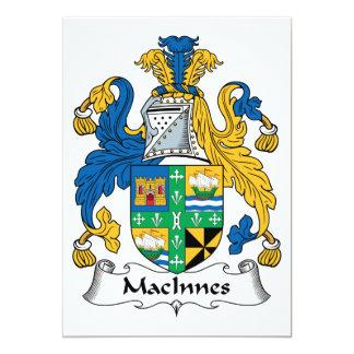 Escudo de la familia de MacInnes Comunicados