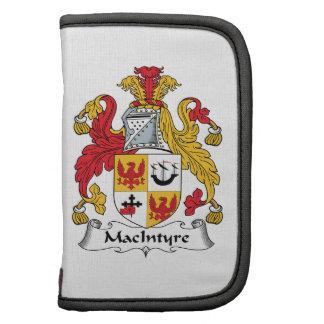 Escudo de la familia de MacIntyre Organizador