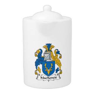 Escudo de la familia de MacKenzie