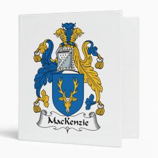 "Escudo de la familia de MacKenzie Carpeta 1"""