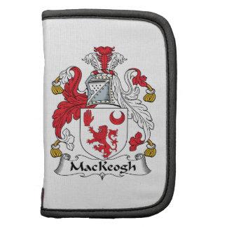 Escudo de la familia de MacKeogh Organizadores