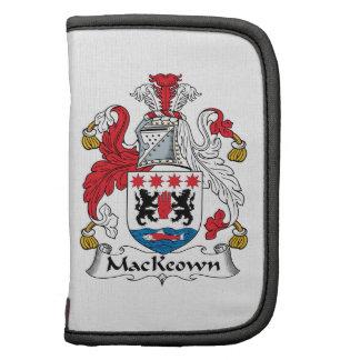 Escudo de la familia de MacKeown Organizadores