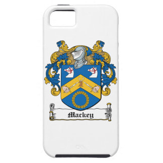 Escudo de la familia de Mackey iPhone 5 Funda