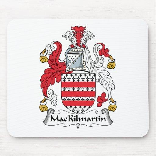Escudo de la familia de MacKilmartin Alfombrillas De Ratones