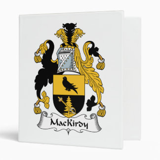 Escudo de la familia de MacKirdy
