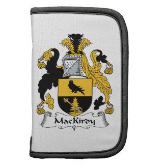 Escudo de la familia de MacKirdy Organizador