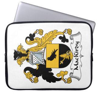 Escudo de la familia de MacKirdy Fundas Computadoras