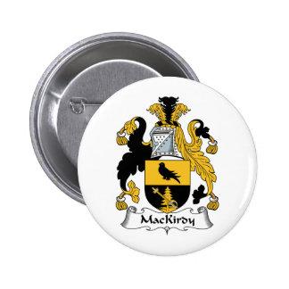 Escudo de la familia de MacKirdy Pins