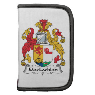 Escudo de la familia de MacLachlan Planificador