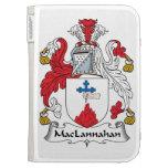 Escudo de la familia de MacLannahan