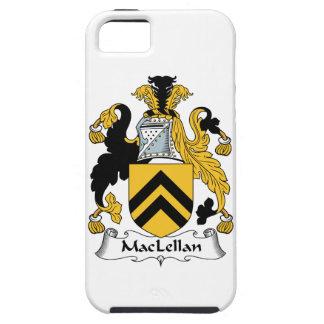 Escudo de la familia de MacLellan iPhone 5 Carcasa