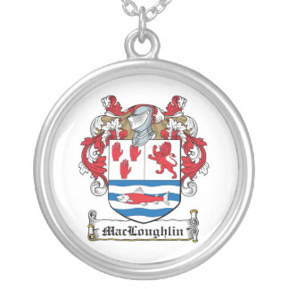 Escudo de la familia de MacLoughlin Joyeria Personalizada