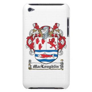 Escudo de la familia de MacLoughlin Case-Mate iPod Touch Fundas