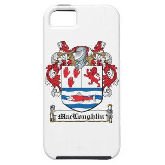 Escudo de la familia de MacLoughlin iPhone 5 Case-Mate Carcasas