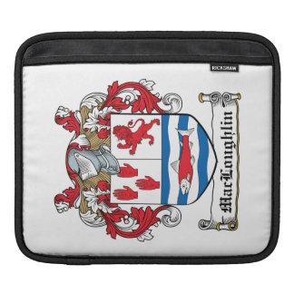 Escudo de la familia de MacLoughlin Fundas Para iPads