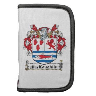 Escudo de la familia de MacLoughlin Organizador