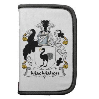 Escudo de la familia de MacMahon Organizador