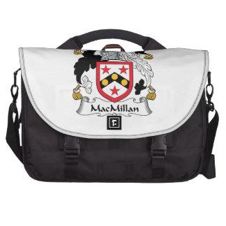 Escudo de la familia de MacMillan Bolsas Para Ordenador