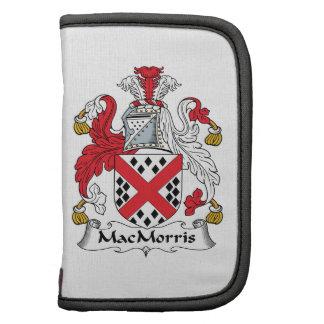 Escudo de la familia de MacMorris Planificador