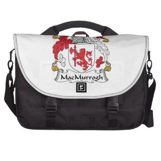 Escudo de la familia de MacMurrogh Bolsas Para Ordenador