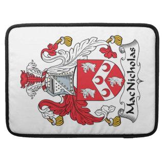 Escudo de la familia de MacNicholas Fundas Para Macbook Pro