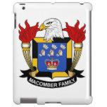 Escudo de la familia de Macomber