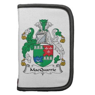 Escudo de la familia de MacQuarrie Organizador