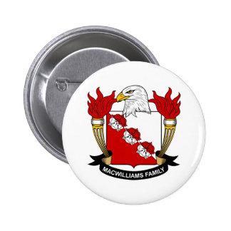 Escudo de la familia de MacWilliams Pins