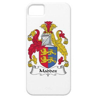 Escudo de la familia de Maddox iPhone 5 Coberturas