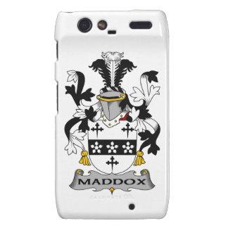 Escudo de la familia de Maddox Droid RAZR Carcasa