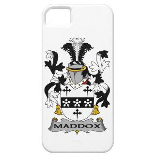Escudo de la familia de Maddox iPhone 5 Case-Mate Fundas