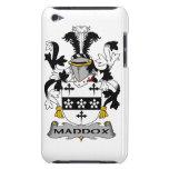 Escudo de la familia de Maddox Case-Mate iPod Touch Fundas