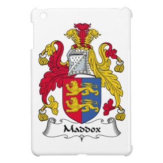 Escudo de la familia de Maddox iPad Mini Carcasa