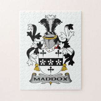 Escudo de la familia de Maddox Puzzles Con Fotos