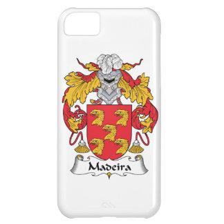Escudo de la familia de Madeira Carcasa Para iPhone 5C