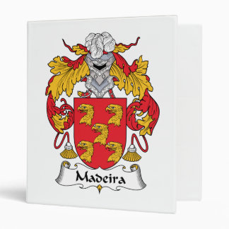 Escudo de la familia de Madeira