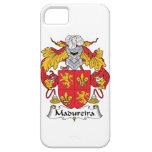 Escudo de la familia de Madureira iPhone 5 Case-Mate Cobertura