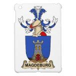 Escudo de la familia de Magdeburgo iPad Mini Carcasas