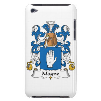 Escudo de la familia de Magne iPod Touch Case-Mate Funda